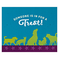 Promotional Gift Card Holders for All the Best Pet Care