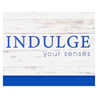 Printed Gift Card Holders for Indulge Your Senses