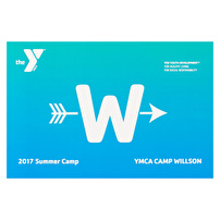 Personalized Photo Folders for YMCA Camp Willson