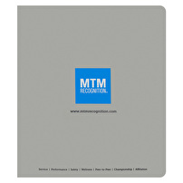 Printed Poly Binders for MTM Recognition