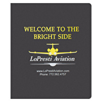 Custom Poly Binders for LoPresti Aviation