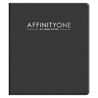 Promotional Vinyl Binders for Affinity One