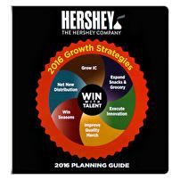 Custom Entrapment Binders for Hershey