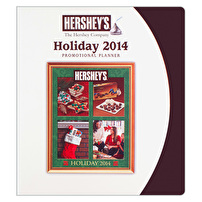 Promotional Entrapment Binders for Hershey