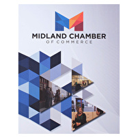 Report Covers Printed for Midland Chamber of Commerce