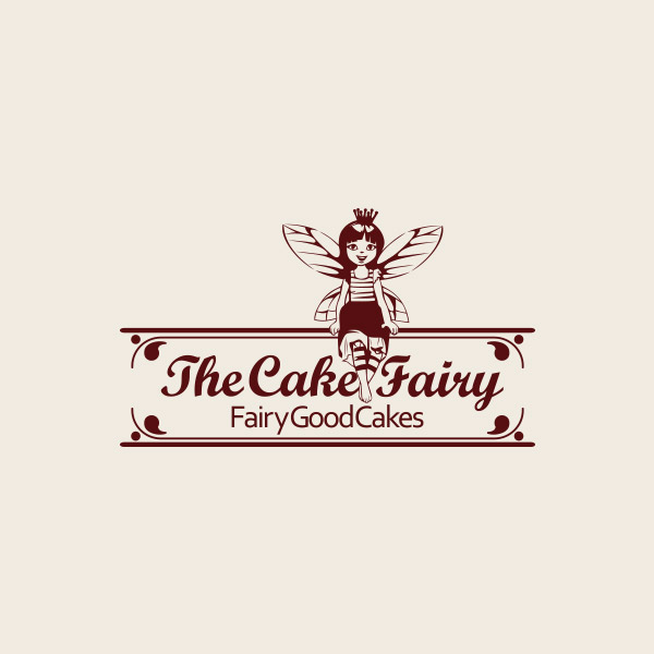 Logo Design - The Cake Fairy