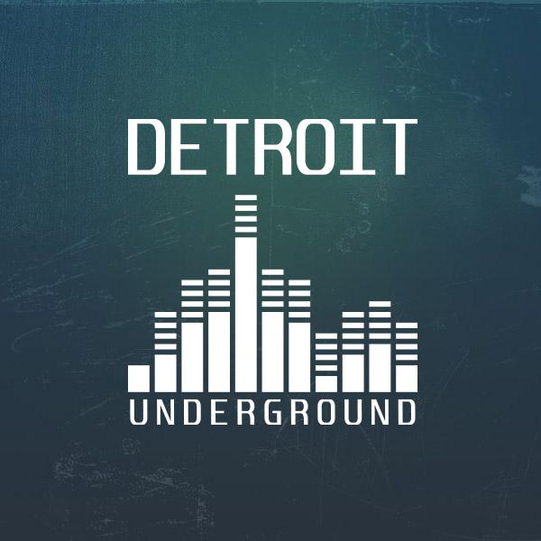 Logo Design - Detroit Underground