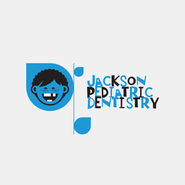 Logo Design - Jackson Pediatric Dentistry