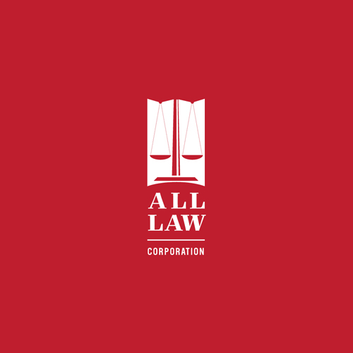 Logo Design - All Law Firm Legal Services