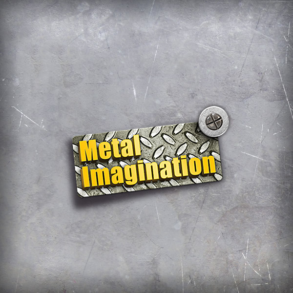 Logo Design - Metal Imagination