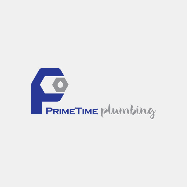 Custom logo design services professional logos youll love logo design prime time plumbing thecheapjerseys Image collections