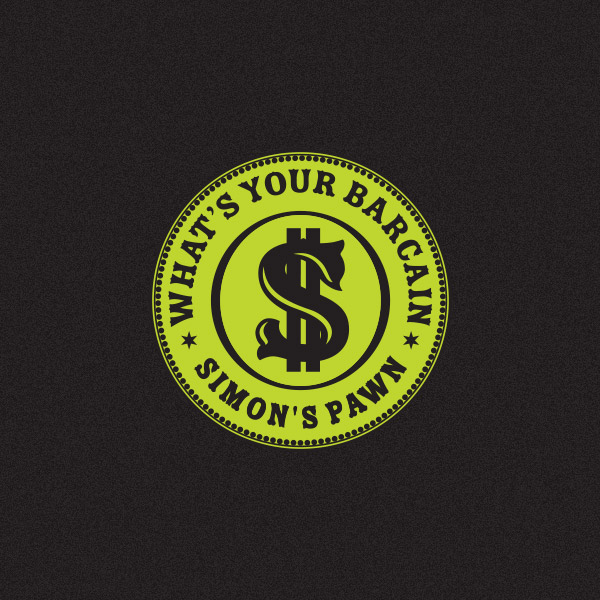 Logo Design - Simon's Pawn Shop