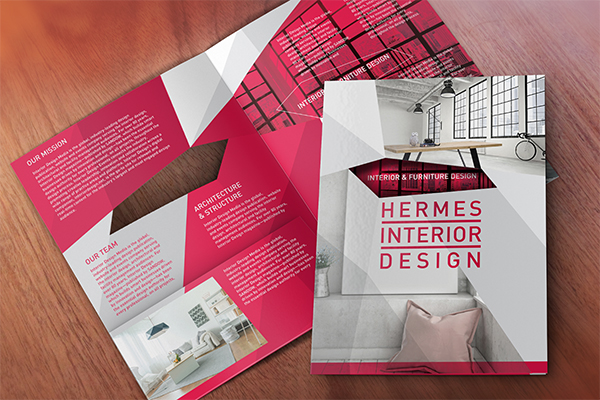 Print Design - Hermes Interior Design