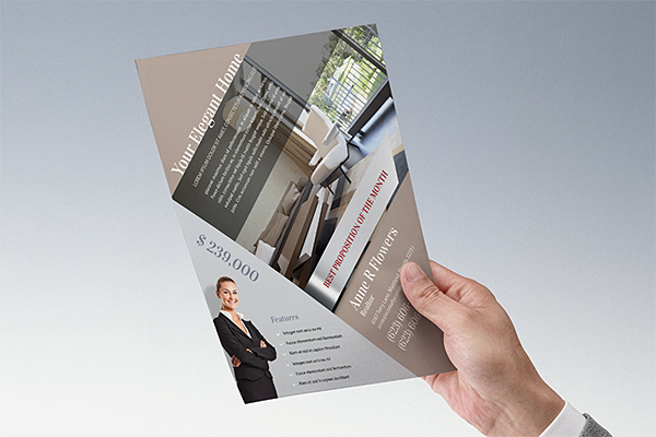 Flyer Design - Your Elegant Home