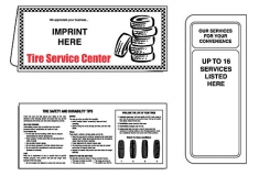 01-01-091 Tire Service Center Document Folder