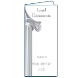01-01-099 Pillar Legal Document Holder