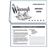 02-01-072 Watercraft Papers Document Folder