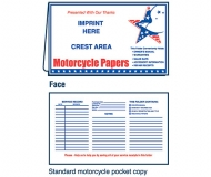 02-01-508 Power Sports Document Folder