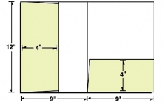 08-59 Vertical & Right Pocket Presentation Folder