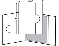 09-16 Fold-Up Notch Closure Certificate Cover