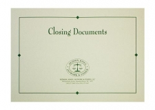 16-01-005 Economy Closing Documents Portfolio Envelope