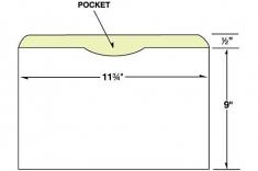16-03 Top Tab File Jacket