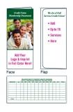 D-01-01-703 Credit Union Membership 4-Color Digital Document Folder