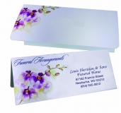 D-01-01-705 Funeral Arrangements 4-Color Digital Document Folder