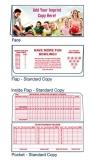 D-01-01-711 Bowling Family Fun 4-Color Digital Document Folder