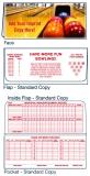 D-01-01-712 Bowling Lanes 4-Color Digital Document Folder